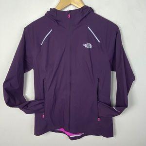 The North Face Ultralight Climbing Jacket Purple M